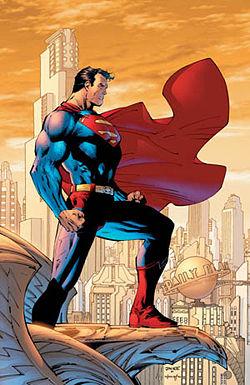 Superman-Jungle Drums