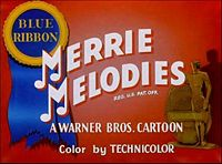 Merrie Melodies-Tales of Two Kitties